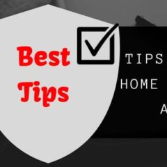 Best Tips to Keep Your Home Computer Safe and Secure