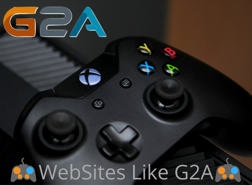 Websites like G2A