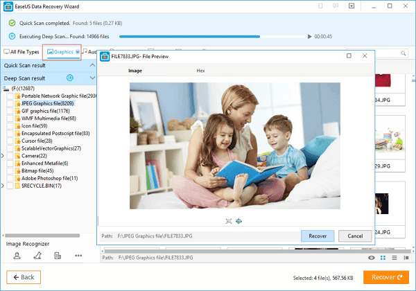 easeus data recovery full