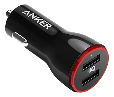 Anker Power Dual USB fast charger
