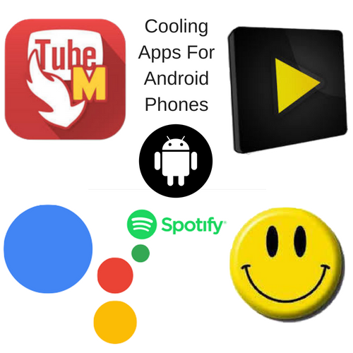 Cooling Apps For Android Phones