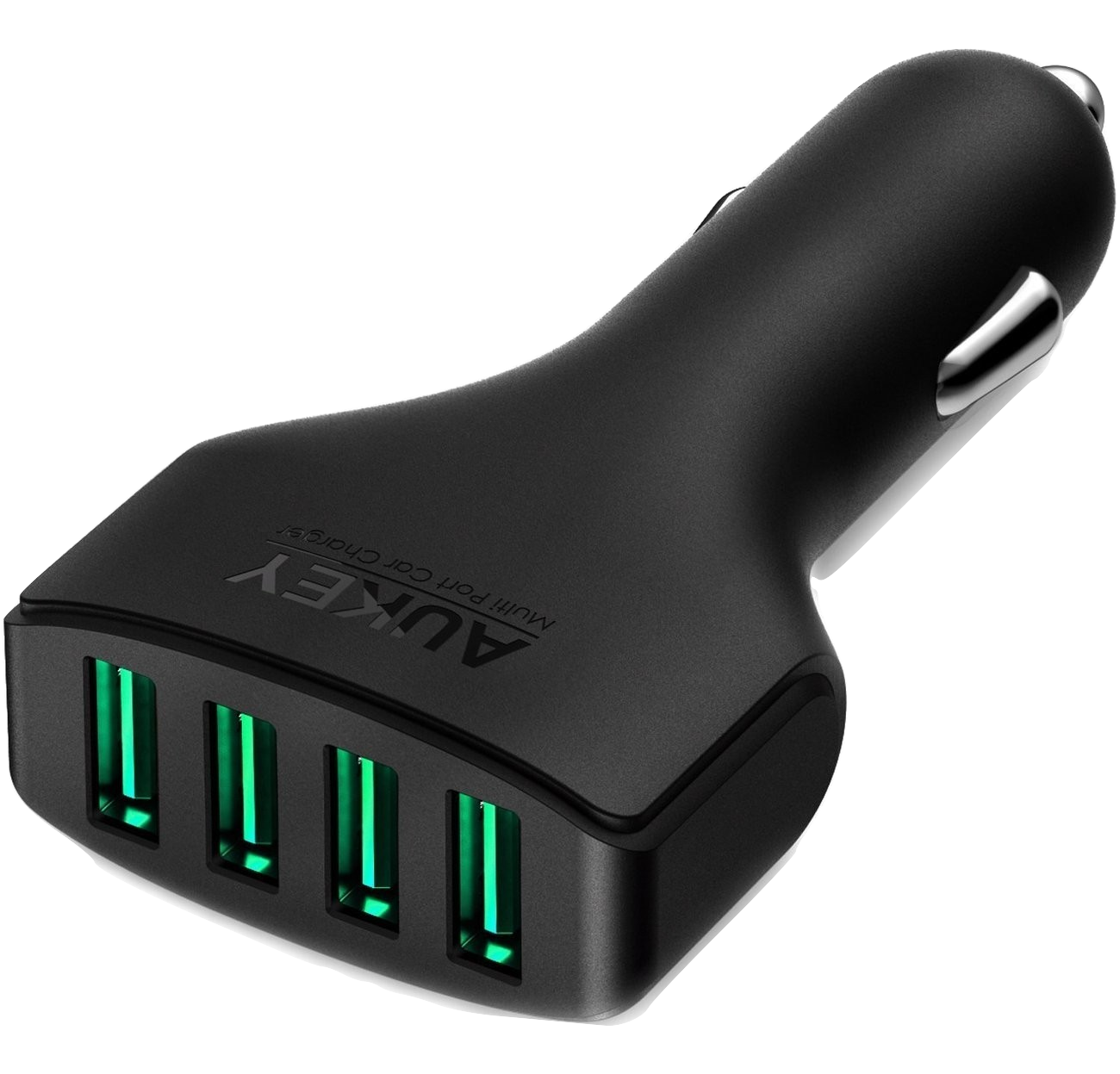 aukey fast charging car charger