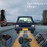 Fast Charging Car Charger – Best Car Charger Adapter To Buy 2018