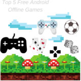 Top 5 Free android offline games To Play anytime