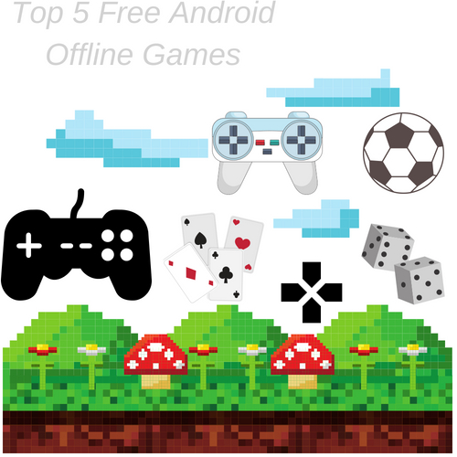 Free Android Offline Games-Lamesheep-Top 5 Offline Android
