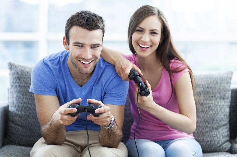 Gaming With Girlfriend : How To turn Your Significant Other