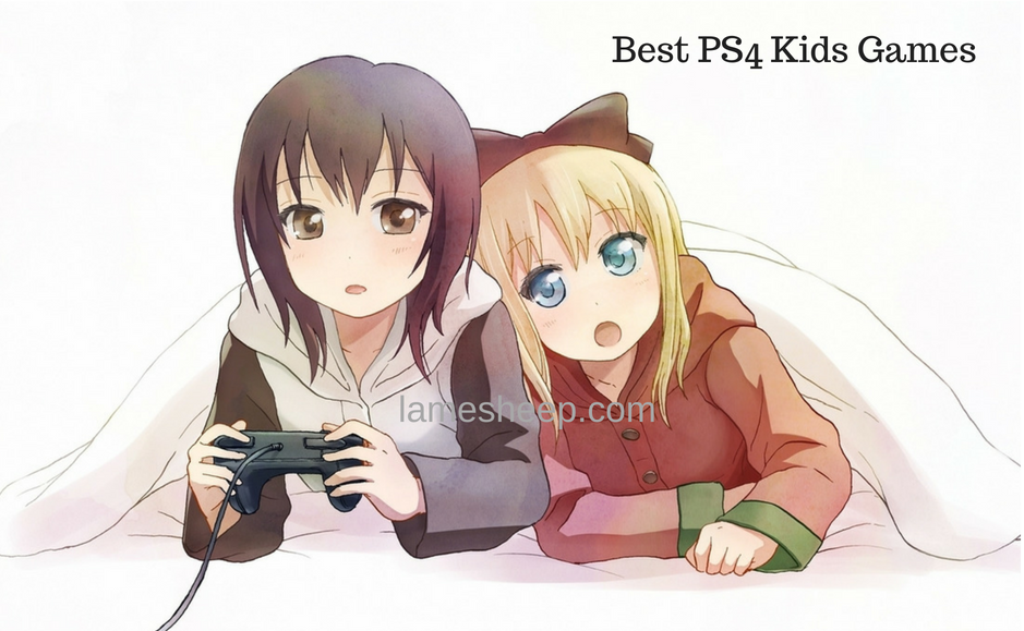 ps4 kids games