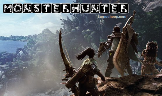 Monster hunter - Fun games to play