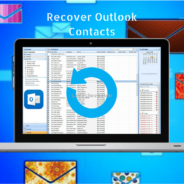 Recover Outlook contacts from IMAP account OST in Outlook 2013