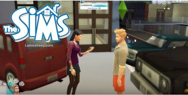 The sims -Fun games to play