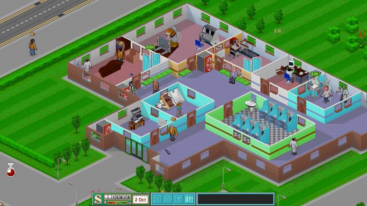 Theme Hospital - buy retro games