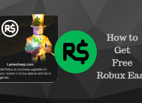How to Get Free Robux Easy – 8 Simple Guide to Earn Free Robux