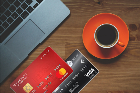 online credit card payment