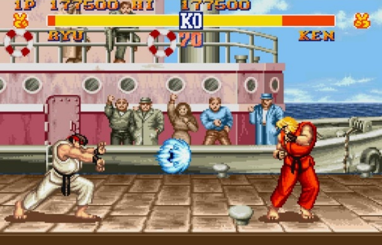 street Fighter 2 - Buy retro games