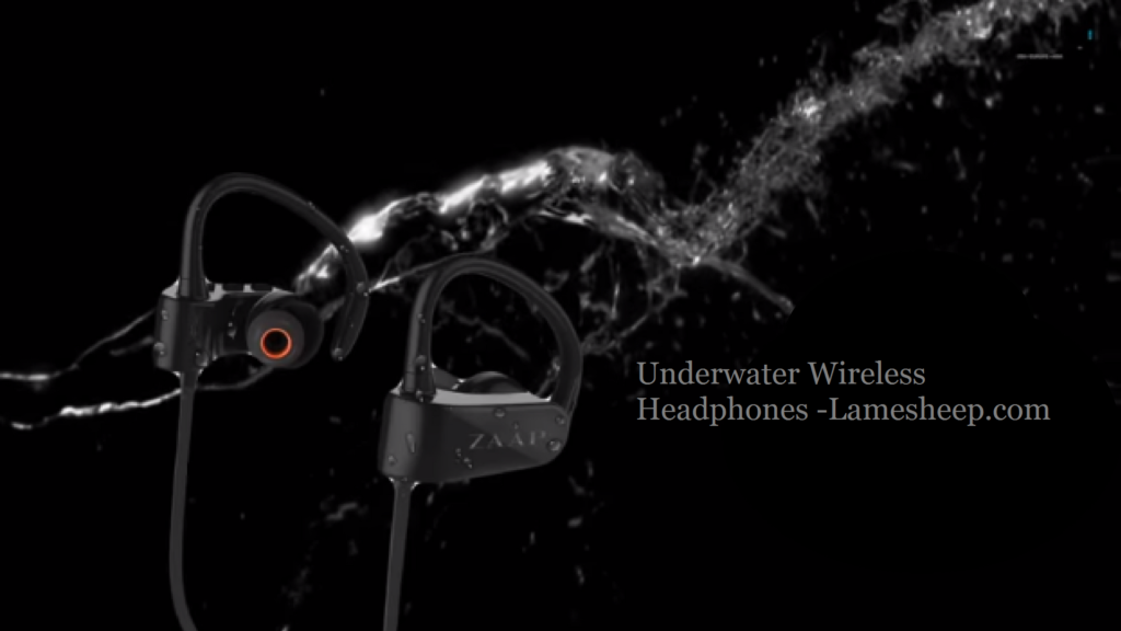 underwater wireless headphones
