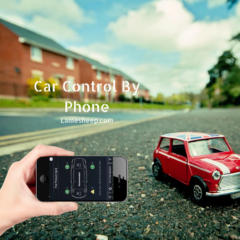 How to control your car with smartphone-Car Control By Phone