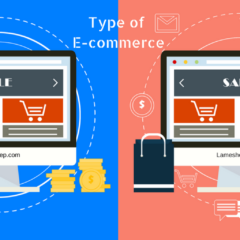 Six Different Types of E-Commerce Business Models