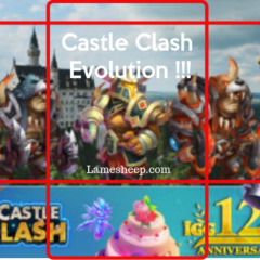 Castle Clash Evolution- How to evolve Heroes in Castle Clash