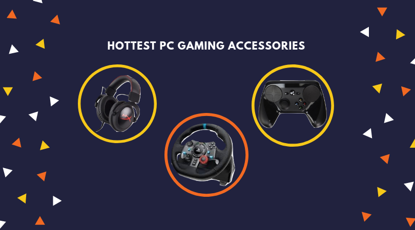 hottest pc gaming accessories