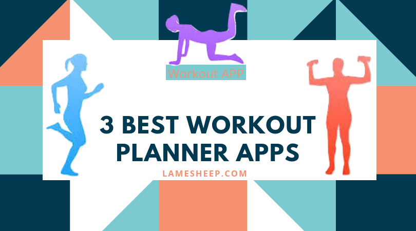 workout planner apps