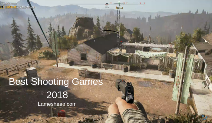 Best Shooting Games 2018