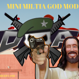 Mini Militia God Mod Apk v4.3.3 Download(Unlimited Everything)