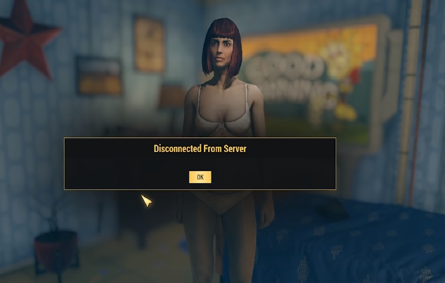 Fallout 76 Multiplayer issues
