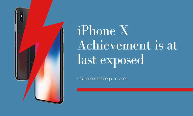 Iphone x Features & Achievement