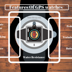 Understanding The Various Features of GPS Watches