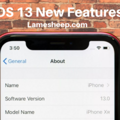 Everything you've been meaning to know about iOS 13