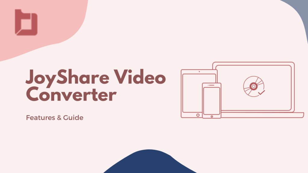 Joyshare video converter review