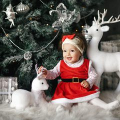 First Christmas baby gifts