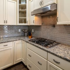 How to install kitchen range hood vent