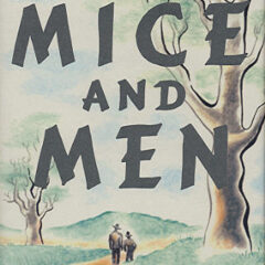 Supporting characters in John Steinbeck's novel of Mice and Men